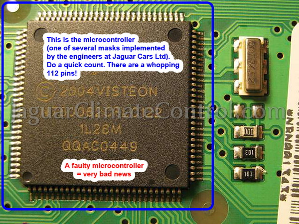 A faulty microcontroller equals bad news!